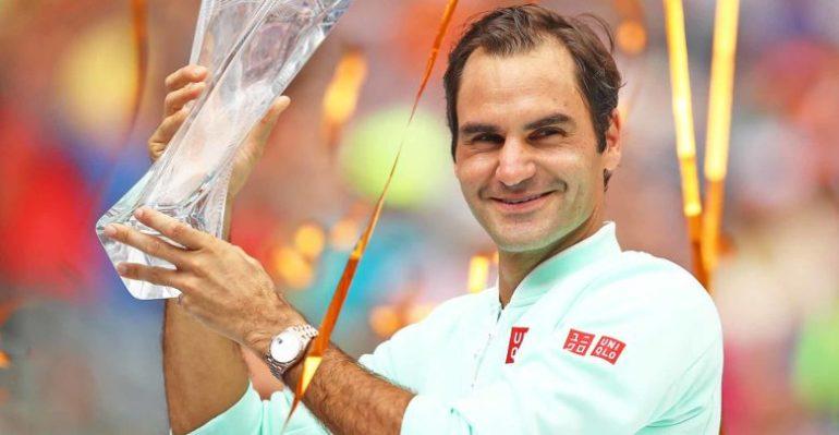 Federer Miami 2019